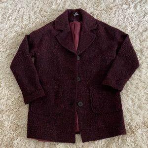 H&M Red blazer jacket